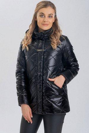 Черный Выбирая верхнюю одежду для предстоящего сезона, стоит обратить внимание не на экстрамодные тренды, а на те модели, которые смогут удачно вписаться в уже созданный гардероб. Куртка на утеплителе