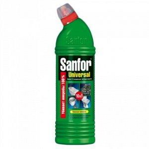 Чист.средство SANFOR 750мл Universal Лимонная свежесть