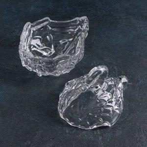 Конфетница «Лебедь», 16,5?14?19 см