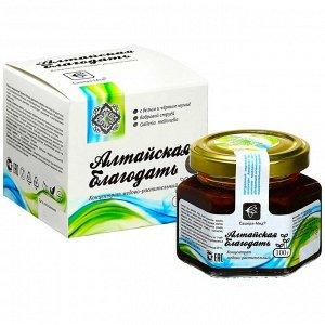 Концентрат  медово-растительный   Алтайская Благодать