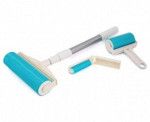 Набор липких валиков для уборки Sticky lint roller Set (уценка)