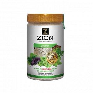 Ионитный субстрат ZION для выращивания зелени (зелёных культур), 700 г