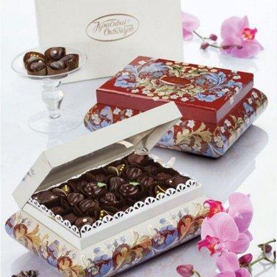 Вкусные сладости! Потрясающий зефир! Щербет! Нуга!  — Конфеты в коробке — Конфеты