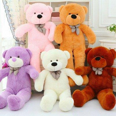 Подарки для Близких и Любимых! Игрушки!  — Медведи от 155 рублей! — 8 марта и 23 февраля