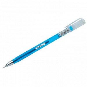 """Ручка гелевая Erich Krause """"G-Tone"""" синяя, 0,5мм"""