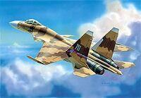 Сборная модель ZVEZDA Самолет Су-378