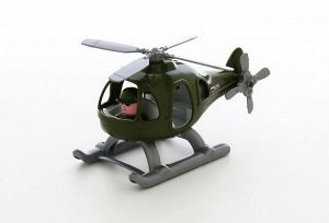 "Вертолёт военный ""Гром"" (в коробке) 29х22х15,5 см.5"