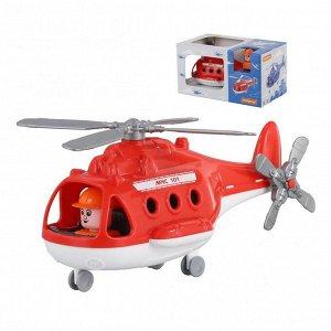Вертолёт пожарный Альфа (в коробке) 29х16,5х15,5 см.5