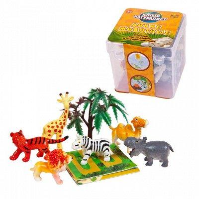 Магазин игрушек. Огромный выбор для детей всех возрастов — Фигурки животных,насекомых,динозавров — Фигурки