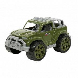 Автомобиль военный джип Легион №27