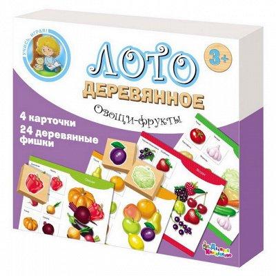 Магазин игрушек. Огромный выбор для детей всех возрастов! — Лото, домино —  Настольные и карточные игры