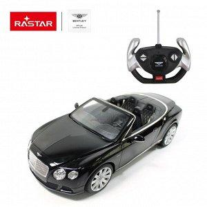 Машина р/у 1:12 Bentley Continetal GT Цвет Черный56