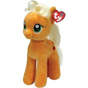 Мягкая игрушка TY My Little Pony Пони Apple Jack 25см9