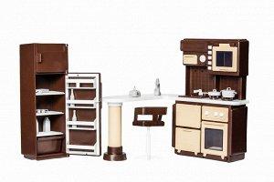 """Набор мебели игрушечной для кухни"""" Коллекция"""" 31*32*10см71"""