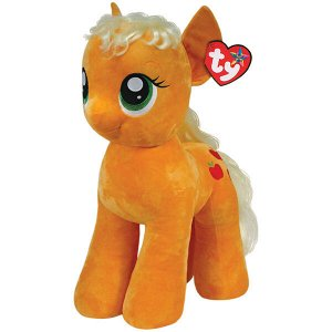 Мягкая игрушка TY My Little Pony Пони Apple Jack, 70 cм175