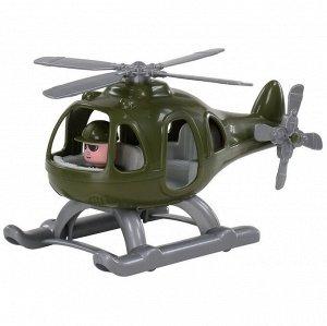 Вертолёт военный Гром (в сеточке)28