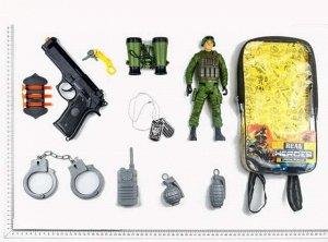 Набор игровой военный в рюкзачке127