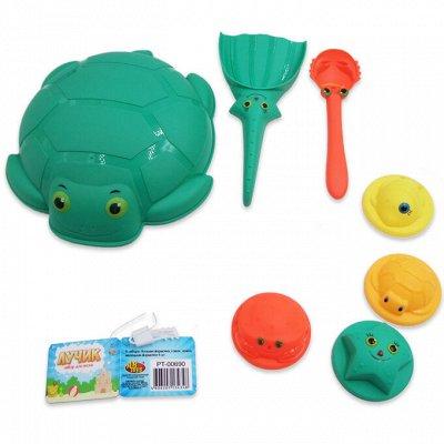 Магазин игрушек. Огромный выбор для детей  всех возрастов! — Лопатки, ведра, грабли, формочки — Спортивные игры