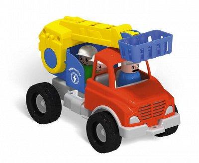 Магазин игрушек. Огромный выбор для детей всех возрастов — Машинки пластмассовые — Машины, железные дороги