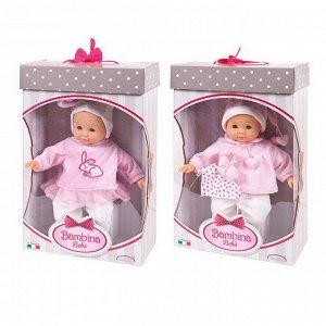 Кукла DIMIAN Bambina Bebe Пупс 2 вида в коллекции, глаза закрываются79