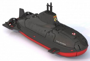 Лодка подводная Илья Муромец373