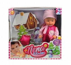Кукла DIMIAN NENA зимний набор, 36 см156