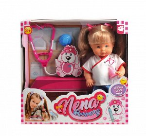 Кукла DIMIAN NENA ветеринар, 36 см11