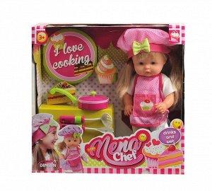 Кукла DIMIAN NENA шеф-повар, 36 см7