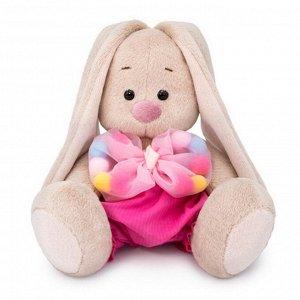 Мягкая игрушка BUDI BASA Зайка Ми в банте (малыш) 15 см4