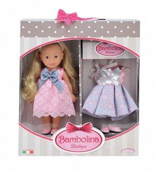Кукла DIMIAN Bambolina Boutique Маленькая модница, 30 см169