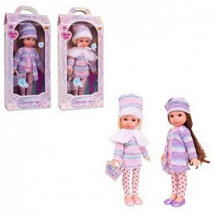 Кукла ABtoys, Времена года, 25 см,1302