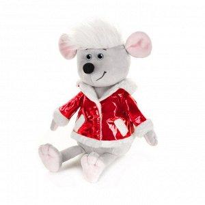 Мышонок Виталик в Красной Куртке, 21 см (MT-MRT021915-21)