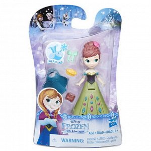 Кукла Hasbro Disney Princess Холодное сердце 2 вида Эльза и Анна7