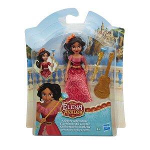 Кукла Hasbro Disney Princess Elena Avalor, маленькая, 2 вида (Елена, Наоми)5