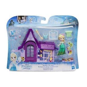 Игровой набор Hasbro Disney Princess Холодное сердце с маленькими куклами 3 вида6