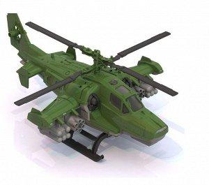 Вертолет Военный 40х27х15,5 см.28