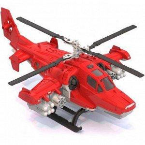 Вертолет Пожарный 40х27х15,5 см.463