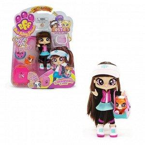 Кукла, Best Furry Friends с питомцем Cassandra & Dash, с аксессуарами, на блистере41