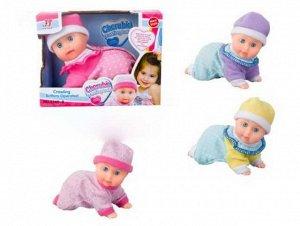 Пупс-кукла ползающая, в ассортименте311