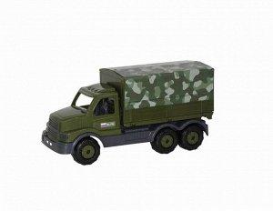 Автомобиль военный бортовой тентовый Сталкер 44,5 см.11