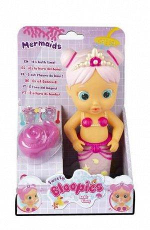 Кукла IMC Toys Bloopies для купания Sweety русалочка, 26 см624