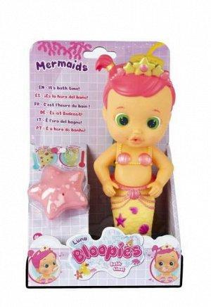 Кукла IMC Toys Bloopies для купания Luna русалочка, 26 см839