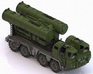 Ракетная установка Щит 55х22,5х21,5 см.21