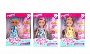 """Кукла """"Kaibibi. Маленькая принцесса"""", с аксессуарами, 3 вида в коллекции11"""