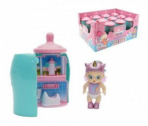 Baby Secrets Bottle Surprise, коллекционная куколка в бутылочке, 6 шт. в ассортименте767