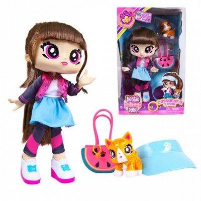 Игрушки, товары для творчества, настольные игры — Куклы и игровые наборы с куклами — Куклы и аксессуары