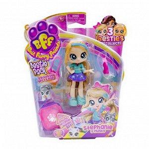 Кукла, Best Furry Friends Bestie с питомцем на блистере, 2 серия, Stephanie427
