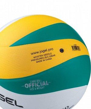 Мяч волейбольный J?gel JV-650 1/40