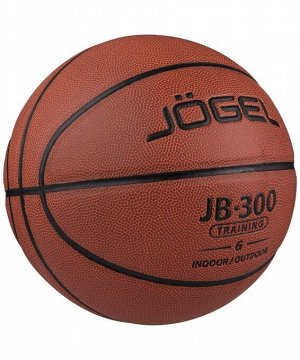Мяч баскетбольный J?gel JB-300 №6 1/24