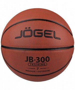 Мяч баскетбольный J?gel JB-300 №7 1/24